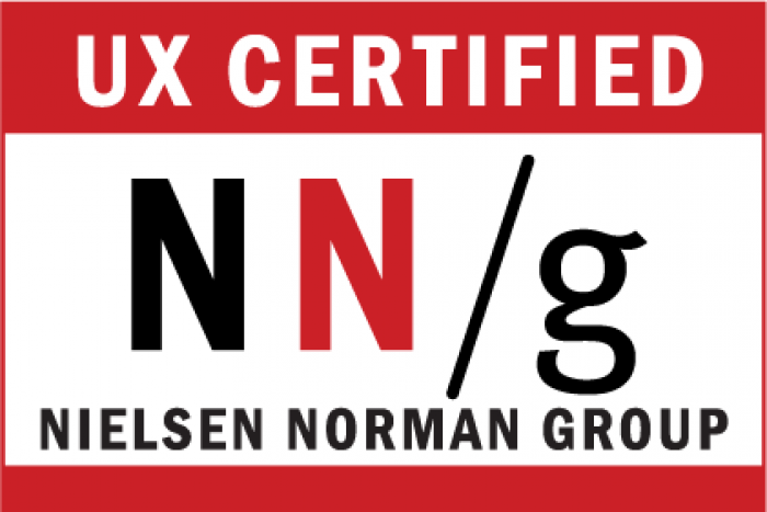 UX Certified Badge